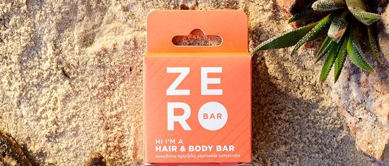 Zero Waste Bar 洗髮沐浴梘 - 保濕防菌