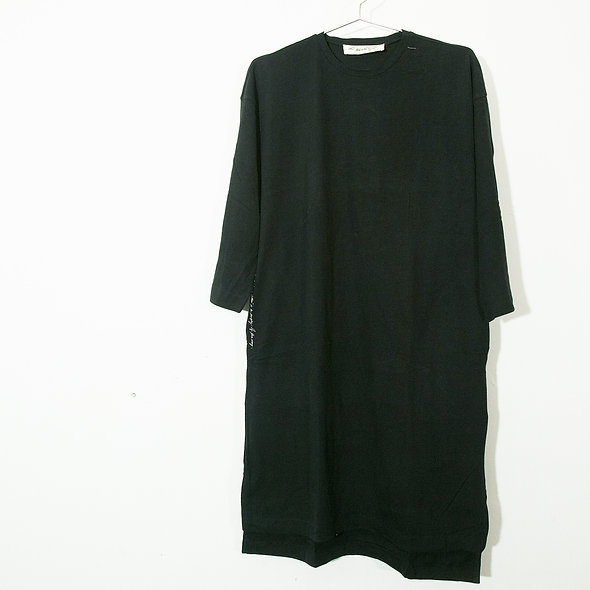 GOT Organic Cotton Basic Dress - Relaxed Fit