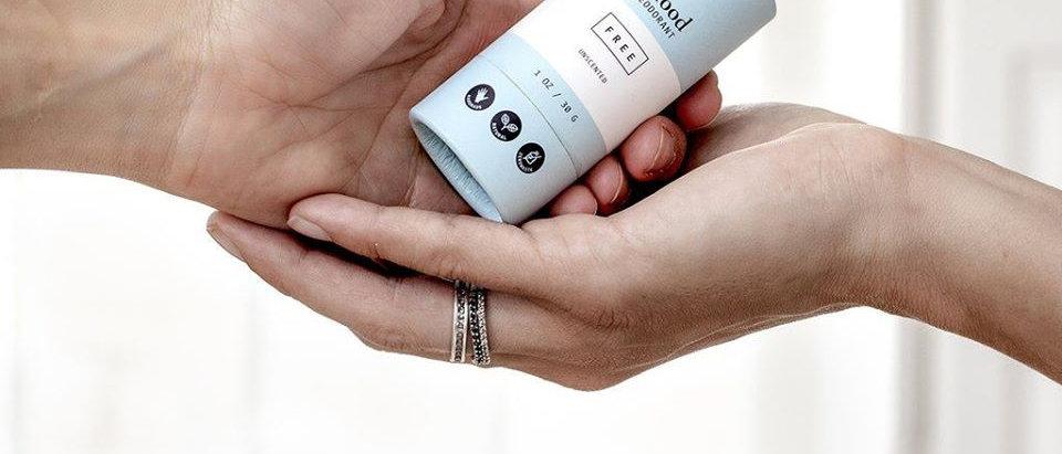 FREE 天然香體膏