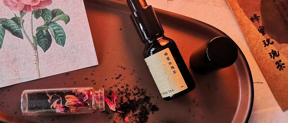 大香理【蜂蜜玫瑰茶】天然淡香水
