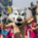 Shaver the Mascot