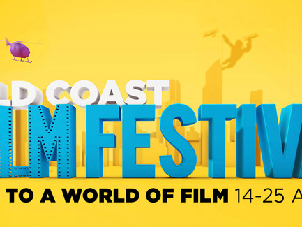 April 24: Fika on the 'Film Business' Gold Coast Film Festival REELLIFE panel