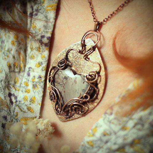 ~ Paysages ~ Le coeur du grand cerisier