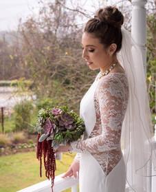 Succulent bridal