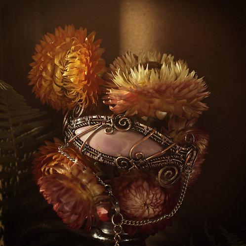 ~ Bourgeons ~ Les joues roses de Proserpine