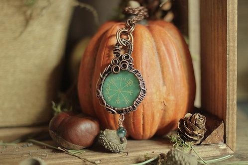 ~ Nature délicate ~ L'amulette d'Erda