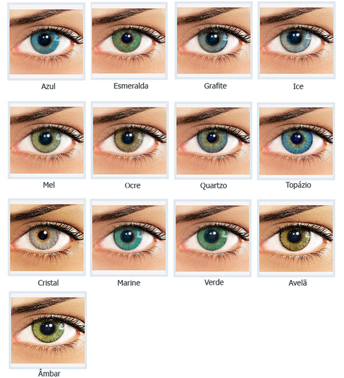 colored lenses solotica natural colors - Solotica Natural Color
