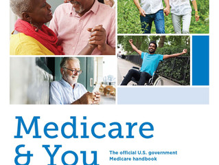 Medicare Annual Enrollment Time Again