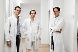 Ärzteteam von neuromed