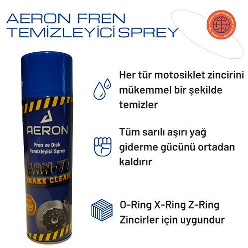 AERON FREN VE DİSK TEMİZLEME SPREY