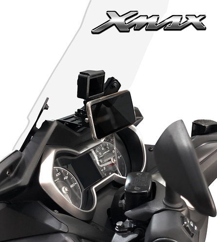 Yamaha Xmax 2018 2019 Telefon Tutucu Bar