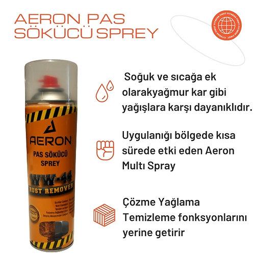 AERON PAS SÖKÜCÜ SPREY