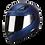 Thumbnail: SWAY SW 816 Mat Metallic Blue