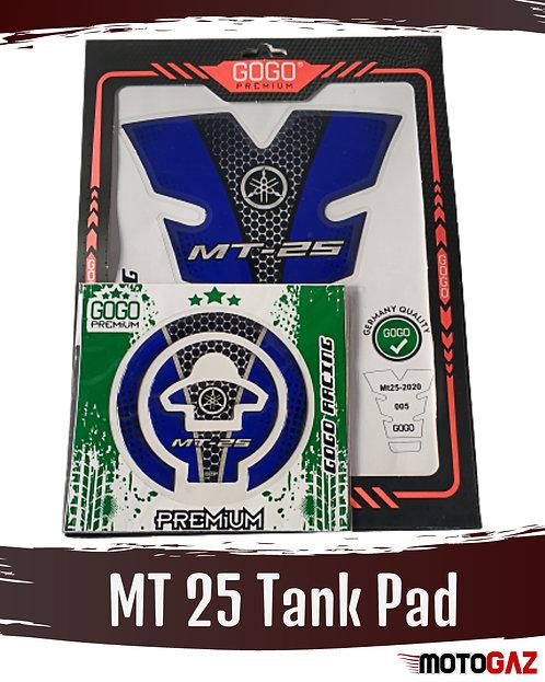 MT25 TANK PAD SETİ 2020