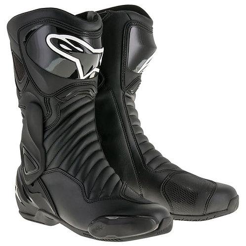 Alpinestars SMX 6 V2 Siyah Motosiklet Botu