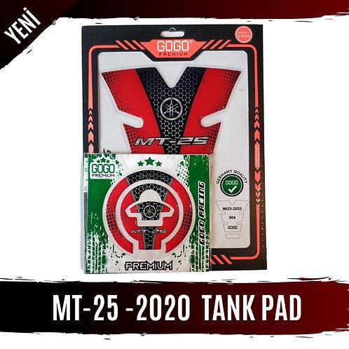 MT-25 2020 MODEL TANK PAD SETİ