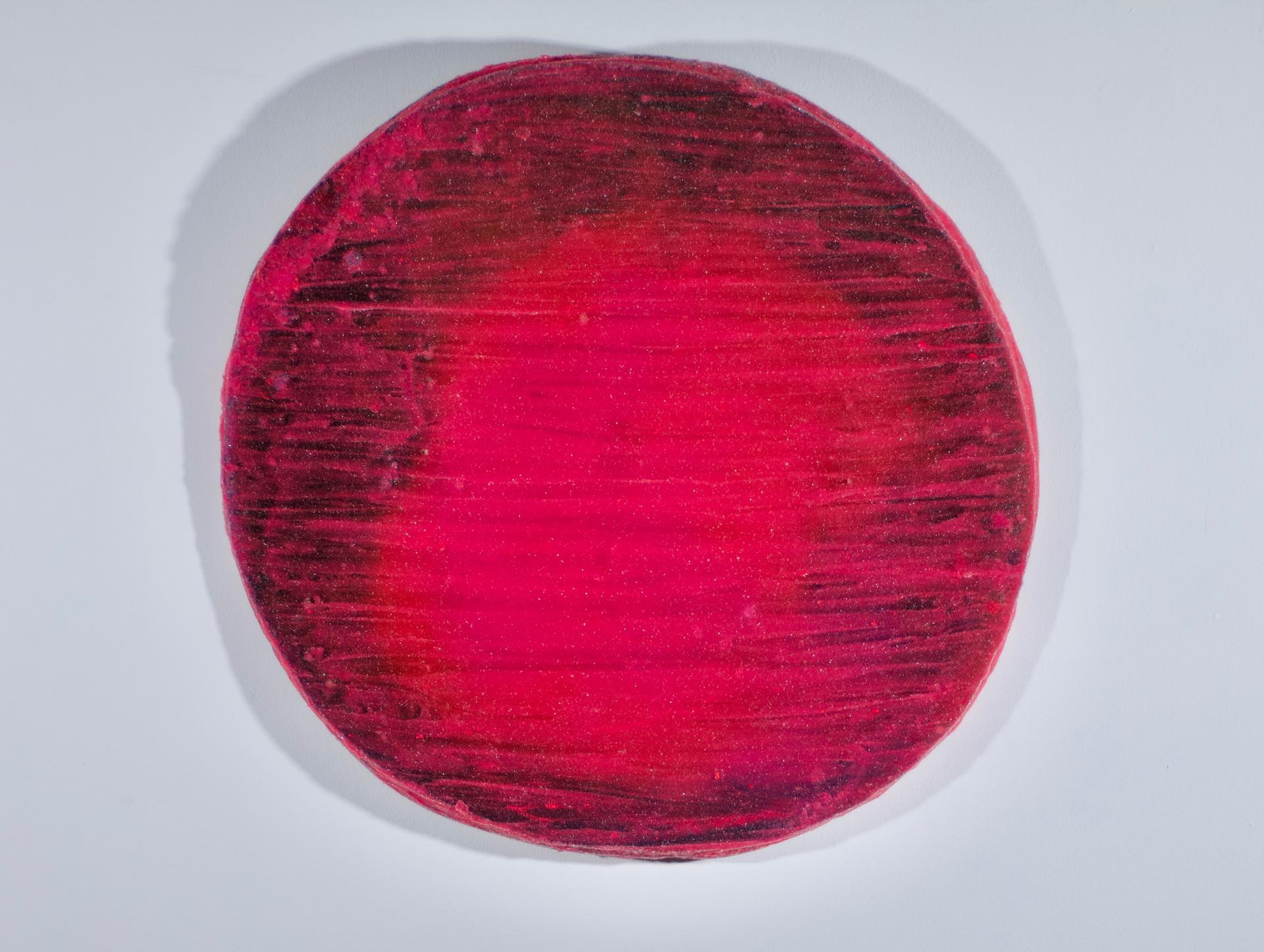 "TWELVE (Mold) 2020 21"" X 21"" Available $400  casting resin, epoxy resin, fiberglass resin,plexiglass dust, polysufide rubber, acrylic medium, acrylic paint, ink, dye, synthetic amorphous silicone dioxide, glass oxide"