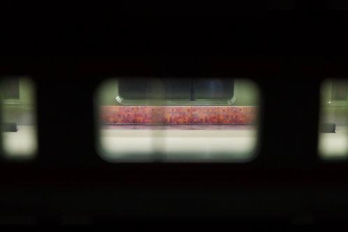 E233系0番台 中央快速線座席シール