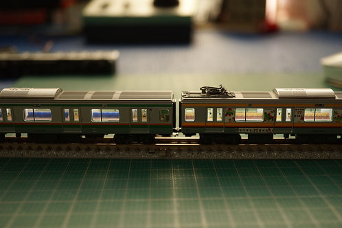 E233系3000番台内装ステッカーセット
