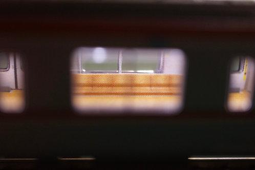 東京メトロ10000系内装ステッカー