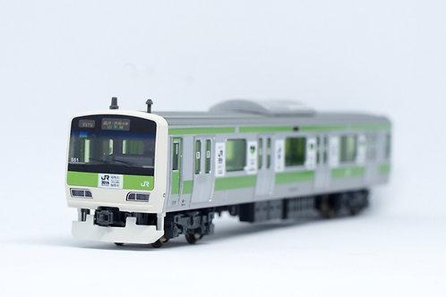 JR30周年山手線ラッピングデカール