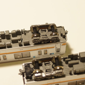 KATO 列車模型之保養