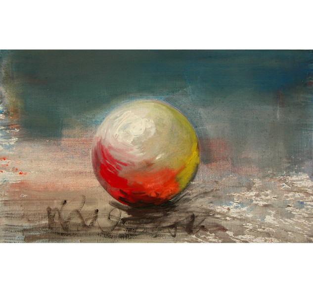 color sphere, 1999