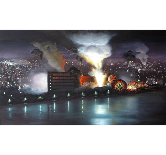 elements/fire, 2009
