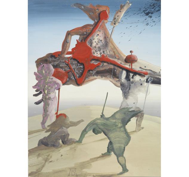 Dürer witch, 2002
