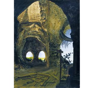 Not Saint Jerome by Altdorfer