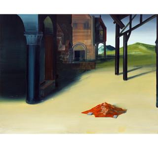 No Adoration by Van der Goes