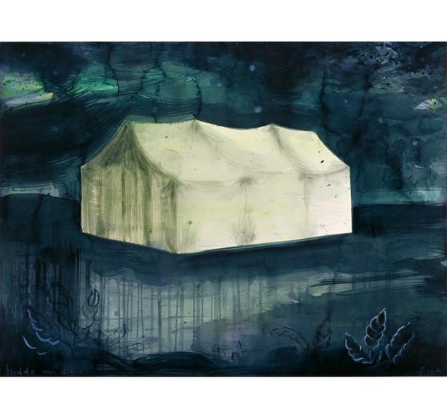 Tent by Hidde