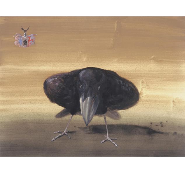 hallucination/crow, 2002