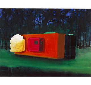 Mobile Home by Van Lieshout