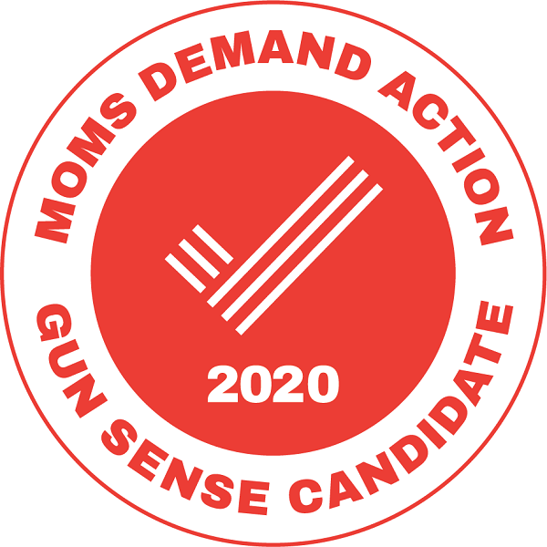 Moms Demand Action Gun Sense Candidate Recognition