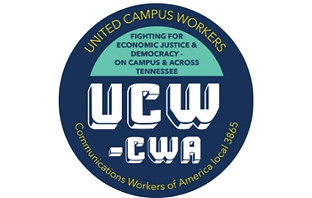 United Campus Workers - Communications Wokers of America local 3865