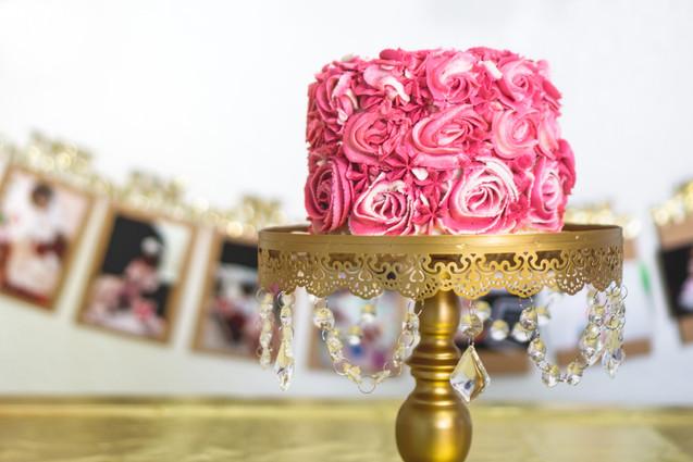 "Brooks & Davis Photography ""Birthday Cake"""