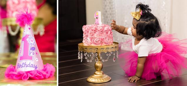 "Brooks & Davis Photography ""Let Her Eat Cake"""