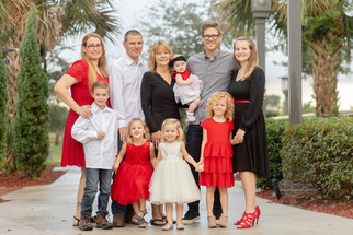 Commons Park Family Portraits |Royal Palm Beach, Florida