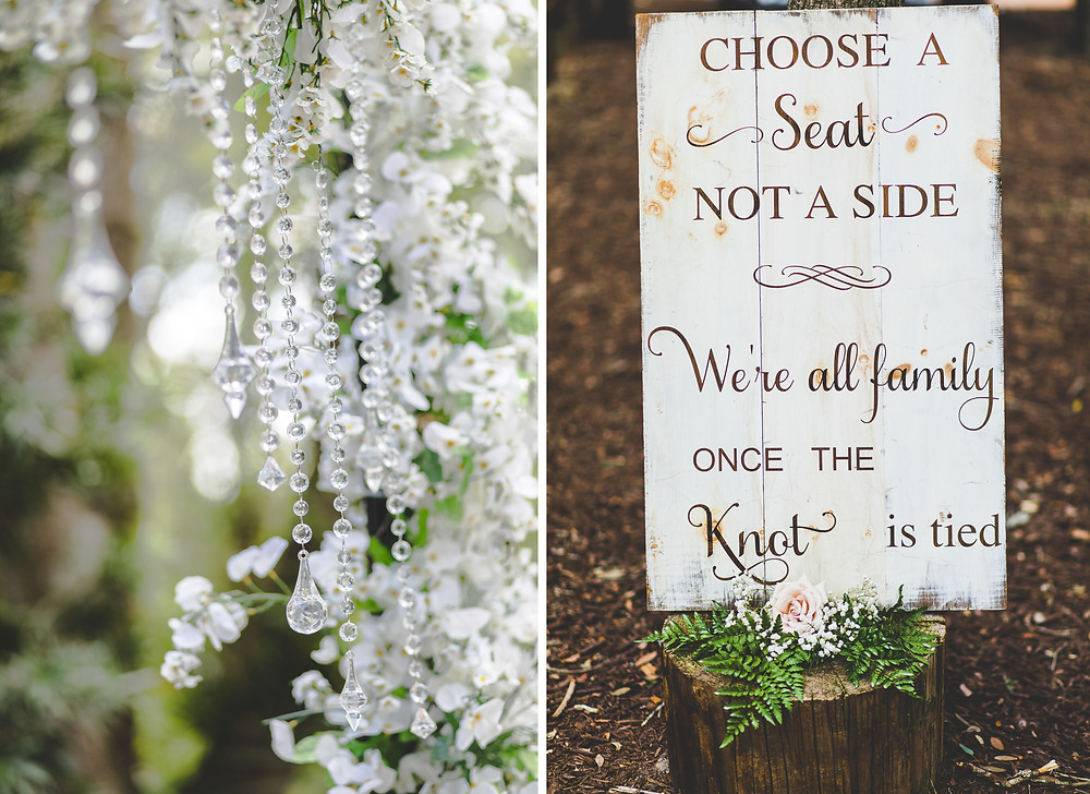 Florida Rustic Barn Weddings Details