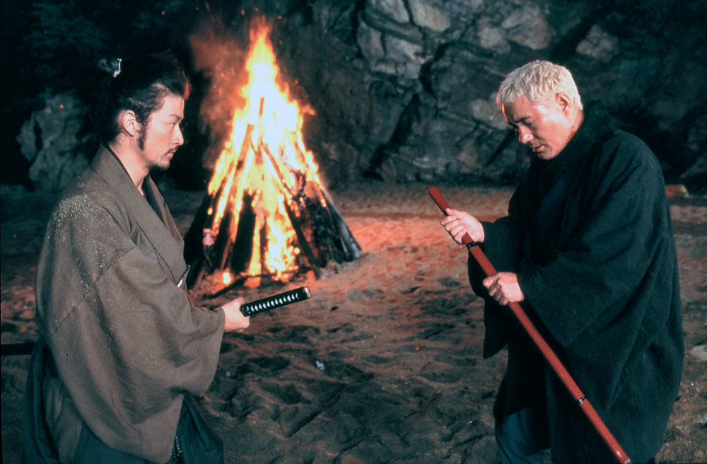 Zatoichi (TakeshiI Kitano, 2003)