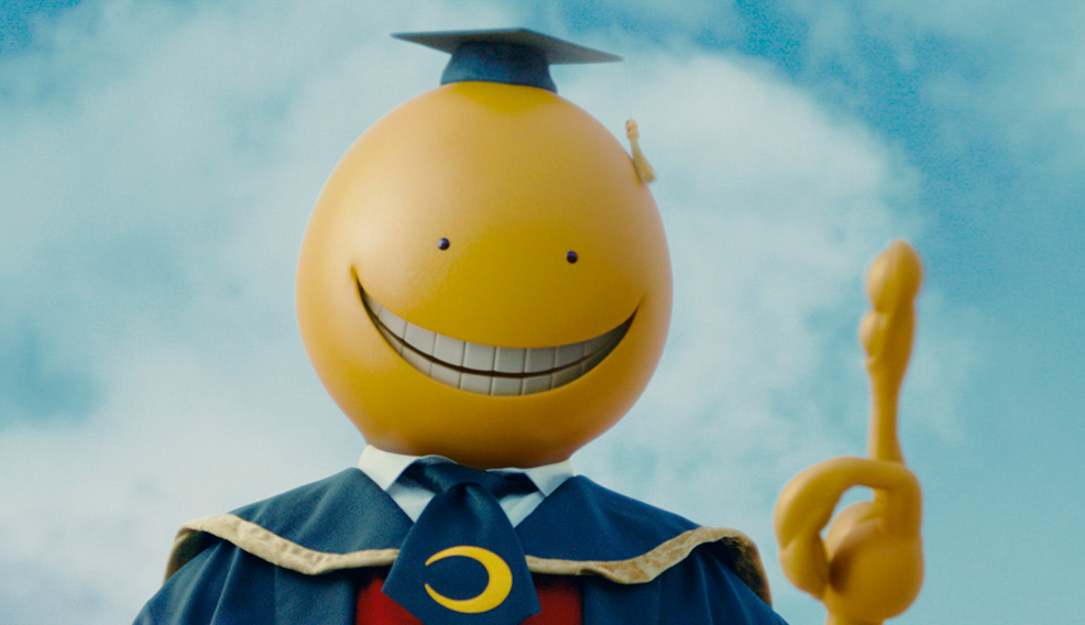 still Assassination Classroom