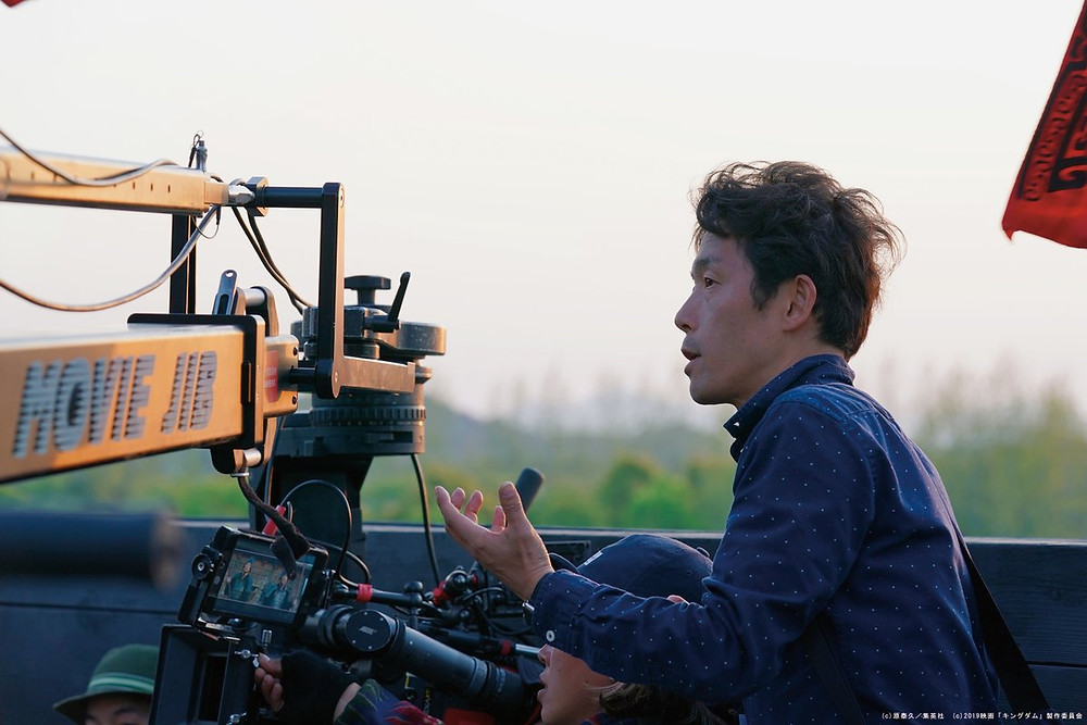 Shinsuke Sato - Director de Cine