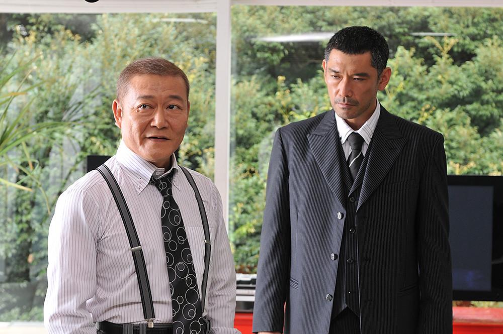 Jefe de los Ikemoto.