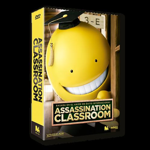 Assassination Classroom: La saga completa (DVD)
