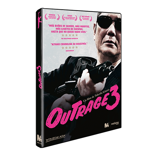 Outrage 3 (DVD)