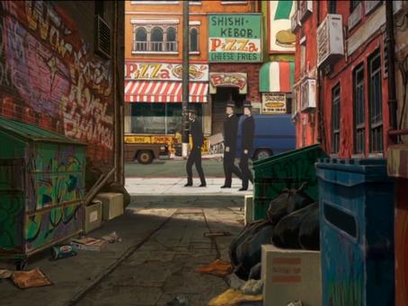 MUTAFUKAZ: Dark Meat City, de Tintín al Cyberpunk