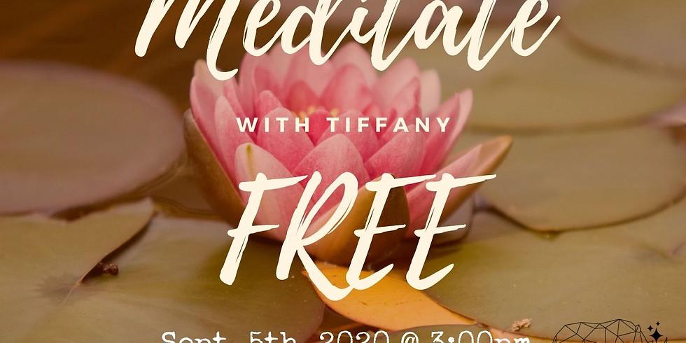 Free Meditation Event on Zoom