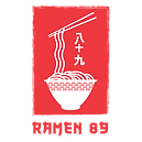 Ramen 89 logo Red box.png