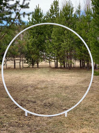Арка круглая